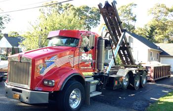 Dumpster Rental Truck Dix Hills, NY